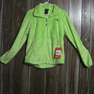 The North Face Osito 2 Fleece Jacket, Sharp Green
